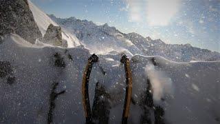 Orla Perć (Zawrat - Krzyżne) przejście zimowe [1080/60] 03.01.2020
