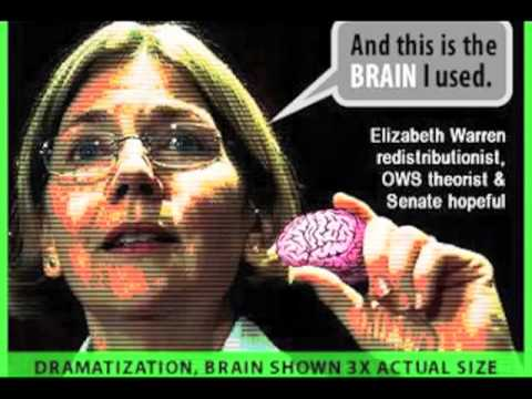 Elizabeth Warren Indian Love Call Sad Hill News YouTube ...
