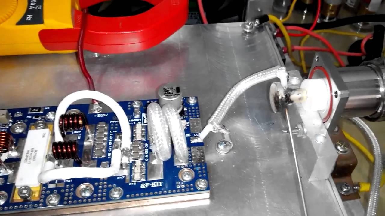 Watt Fm Amplifier Circuit