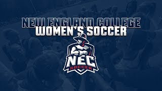 Women's Soccer: New England College vs Amherst (9/22/19)
