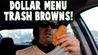 Hash brown eating sound