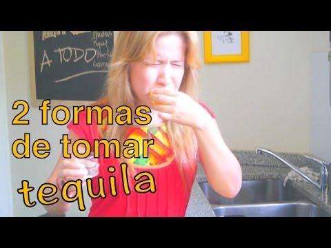 Cómo se toma el tequila (2 formas) - Paulina Cocina T03