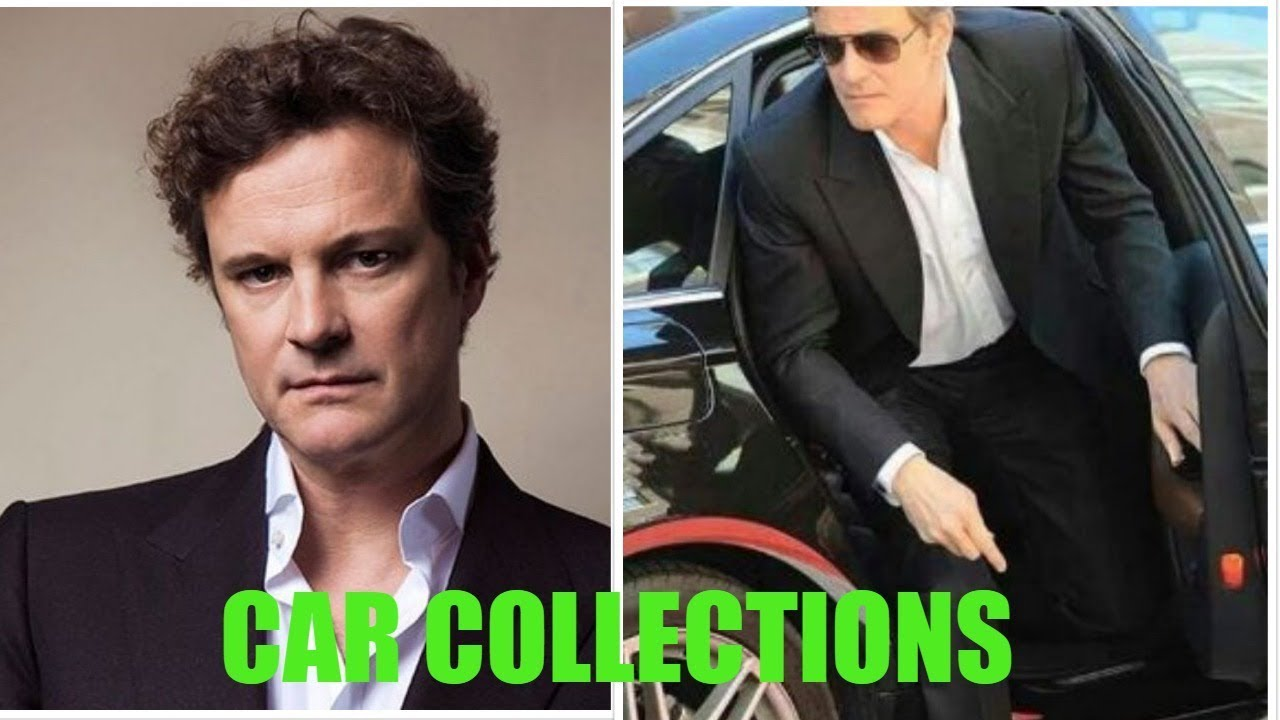 Colin Firth Cars 2018 ...