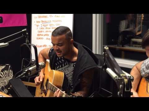 Guy Sebastian Battle Scars acoustic in San Diego