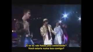 *NSYNC - Celebrity (Tradução) [Live at PopOdyssey]