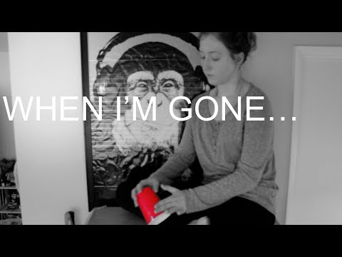 The Cup Song~Depression and Anxiety Version