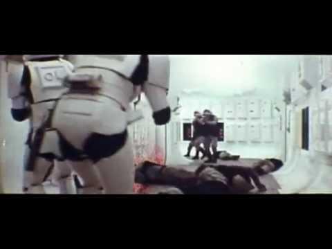 Star Wars Alternate Grindhouse Opening Scene