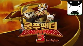 Kung Fu Panda 3 (KR) Android GamePlay Trailer [1080p/60FPS] (By Kakao Corp .)