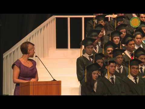 HS Graduation 2015