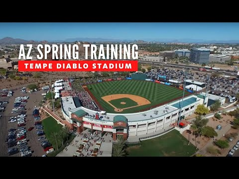 Attend Arizona Spring Training, Presented by Tempe Tourism