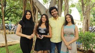 Aayirathil Iruvar Team Meet | Vinay | Maanu | Saran - BW