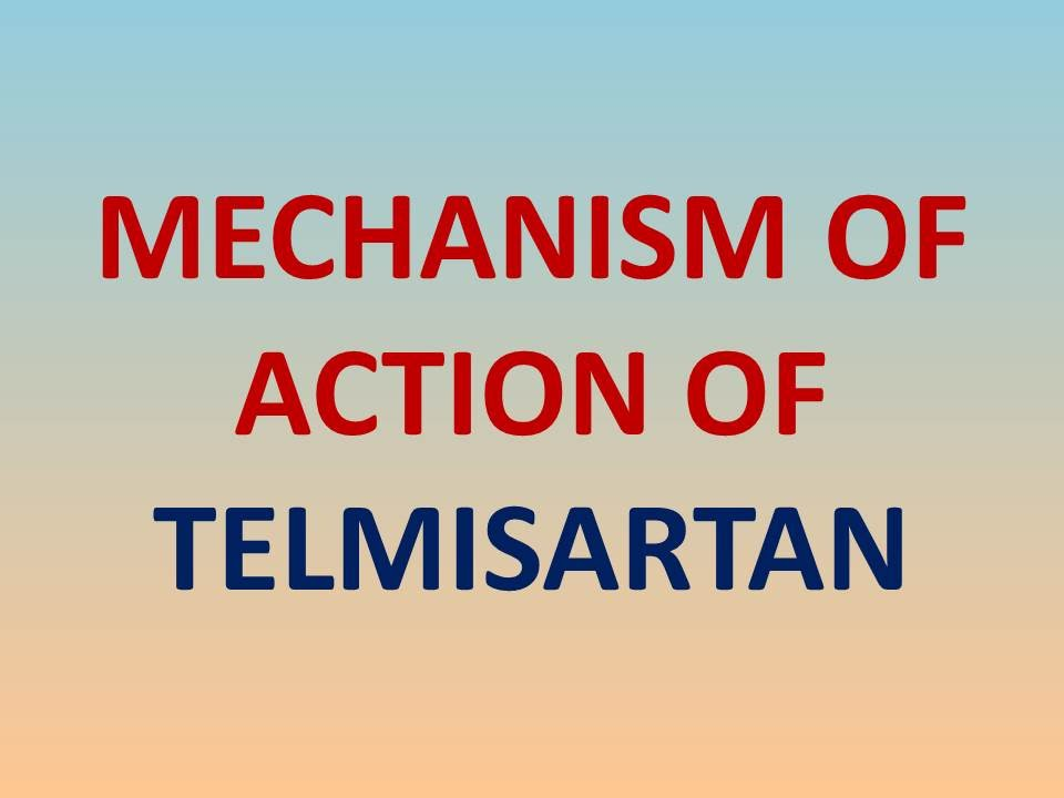 irbesartan mechanisms of action pdf