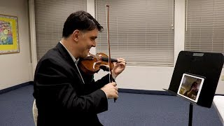 Online Violin and Viola Lessons in New Jersey with Mr. Mialtin
