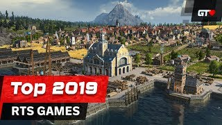 Top 11 NEW REAL TIME STRATEGY PC Games 2019 BEST Upcoming RTS Games Gameplay