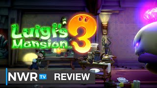 Luigi's Mansion 3 (Switch) Review (Video Game Video Review)