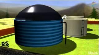 Video Working of Biogas Plant download MP3, 3GP, MP4, WEBM, AVI, FLV Juli 2018