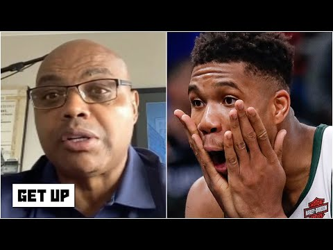 Charles Barkley is concerned Giannis' time with the Bucks could turn into a KD situation | Get Up