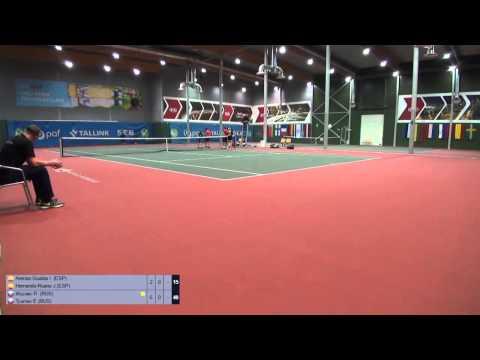 14.11.2014 - III Paf Open Pärnu. Doubles Final