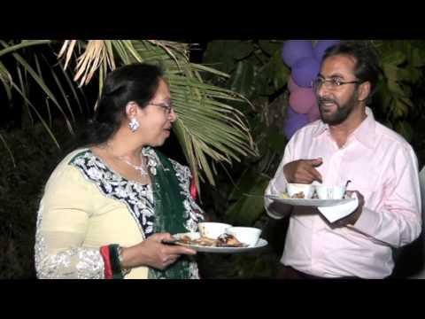 Sanam's princess party at Taj Gateway Hotel - Surat