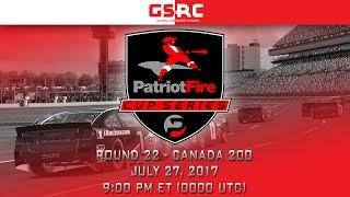 Premier Racing League Patriot Fire Cup Series - 2017 Round 22 - Canada 200 thumbnail