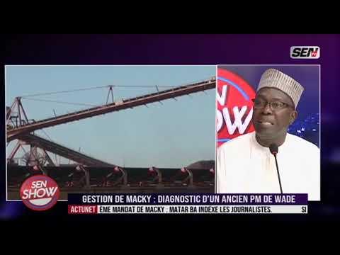 Distribution des licences petroliers , Souleymane Ndene pren