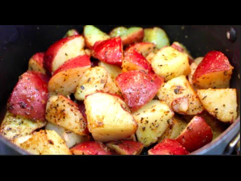 How To Cook Red Potatoes In A Pan On The Stove Dulce Karamelo Youtube