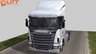 Scania G400 series truck