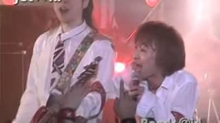ジェット機 2005年秋の全国ツアー大阪公演の映像です。 この頃はまだ制...