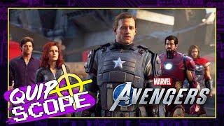 Marvel's Avengers [GAMEPLAY & IMPRESSIONS] - QuipScope