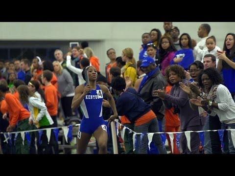 Kentucky Wildcats TV: Kendra Harrison on the SEC Championships