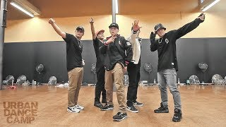 Hot - Rosco P. Coldchain / Just Jerk Crew, Choreography / 310XT Films / URBAN DANCE CAMP