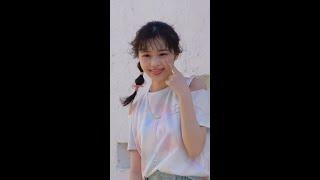 【イメージモデル】メアリがレピピアルマリオのイメモに! |Japanese KAWAII model | #shorts