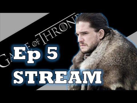 TheBattProductions Live Stream - Game of Thrones S7 Ep 5 POST-Episode Stream