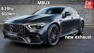 Inside The New Mercedes-Amg Gt 63s 4matic+ 4-Door Coupe 2019 | Interior Exterior Details W/ Revs