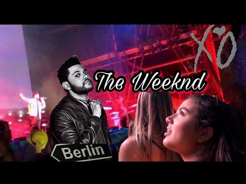 اكبر مهرجان في برلين 2018 شفت فيه The Weeknd /Lollapalooza Berlin