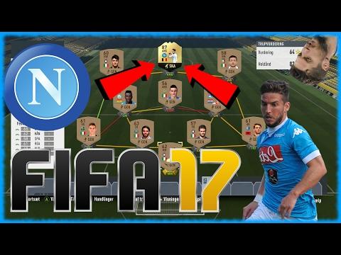 (DANSK) FIFA 17 !! DRIES MERTENS INFORM ADVENTURE EP.1 !!!!!!!!