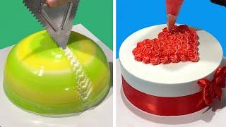 Easy & Awesome Cake Decorating Ideas | So Tasty Chocolate Cake Recipes | Perfect Cake Decorating