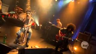 Lenny Kravitz   Fly Away AOL Sessios 2011) HD