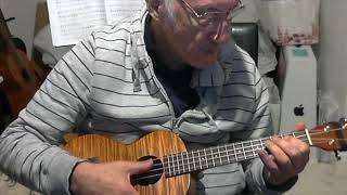 Dinah 1925 swing ukulele