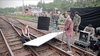 G.E.M.鄧紫棋 - 單行的軌道 One Way Road MV [製作花絮 Behind The Scene]