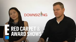 Hong Chau Reacts to 2018 Golden Globes Nomination | E! Live from the Red Carpet