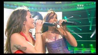 [♫] TF1 28 Novembre 2008 Star Academy 8 Nadiya & Solène Comme Un Roc
