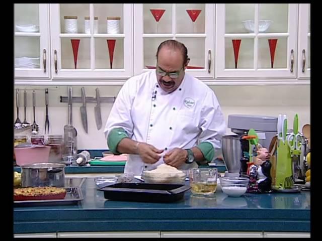 طاجن الدجاج مع الأرز مع الفاصوليا الحمراء - كيش لورين : الشيف حلقة كامله