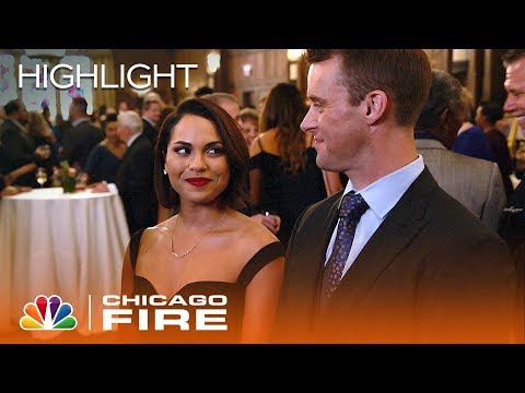 Dawson and Casey Reunite and Share an Evening Together - Chicago Fire