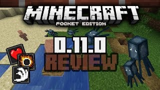 Minecraft Pocket Edition 0.11.0 (Beta 1) | Review | Todo (Español)
