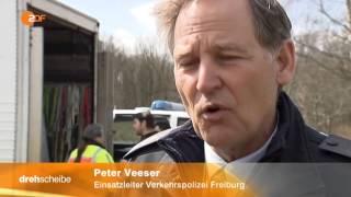 Ladungssicherung - Kontrolle von Kleintransportern