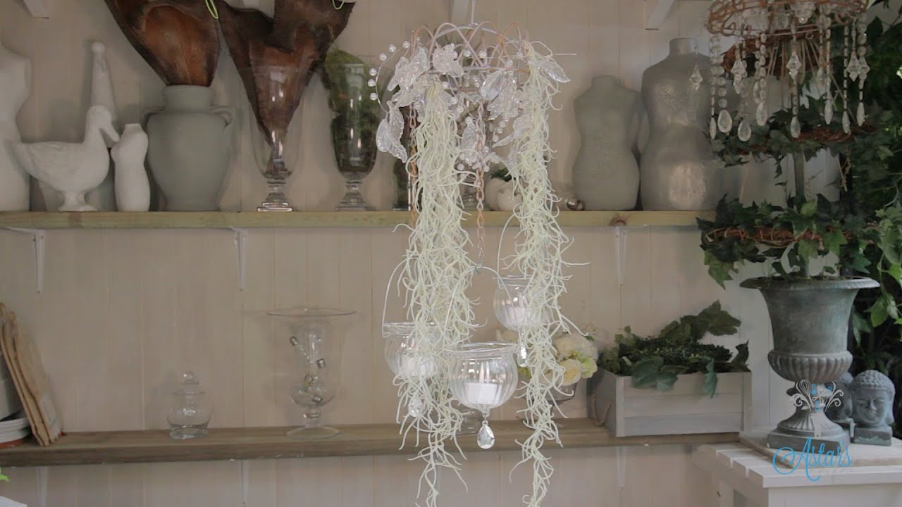 How To Make A Mini Chandelier Arts Crafts Tutorial