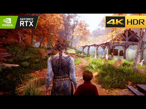Ultra Realistic Graphics in Games 2021 - A Plague Tale: Innocence (Unreal Engine 4) [4K, 60fps]  