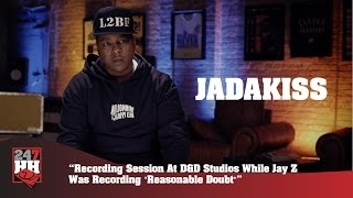 jadakiss session at d while jay z was recording reasonable doubt 247hh exclusive