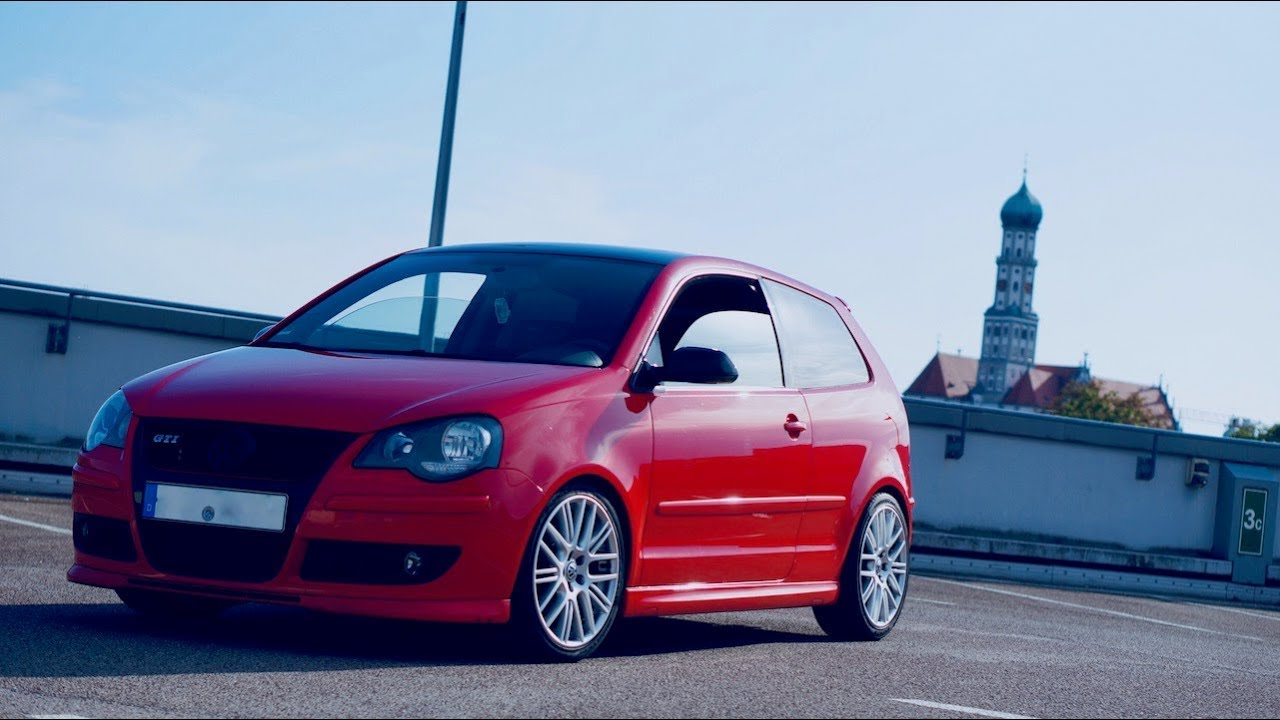 vw polo gti 9n3 1 8t votex carporn youtube. Black Bedroom Furniture Sets. Home Design Ideas